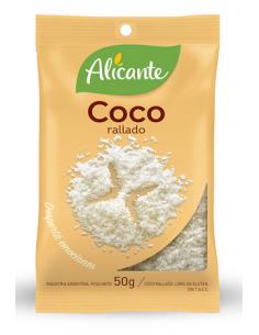 Coco Rallado 50g Alicante