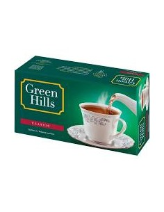 Te Green Hills  25saq