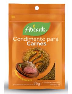 Cond Carne 25g Alicante