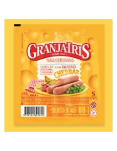 Salch Granja Iris  6u C/queso